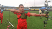 Tofazzal Hossain clinches silver in 2nd Int'l Archery Tournament