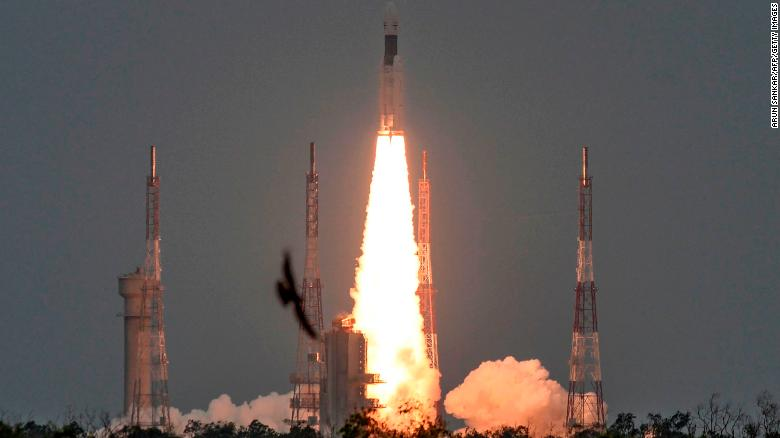Chandrayaan-2: India loses contact with lander as it approaches Moon