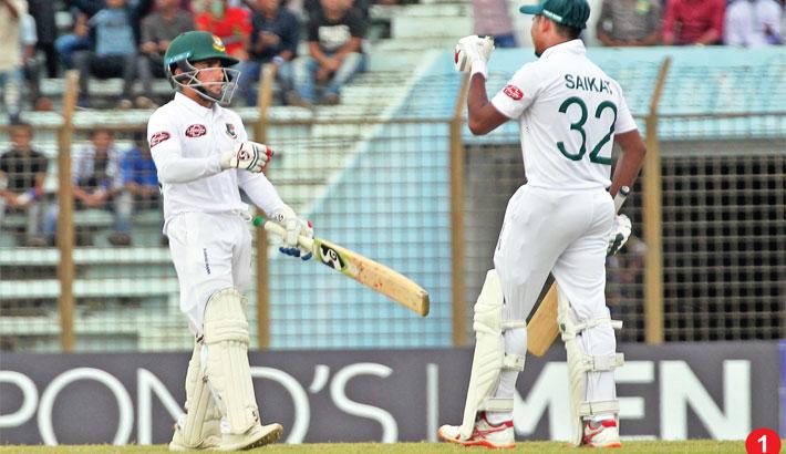 Bangladesh caught in spin web