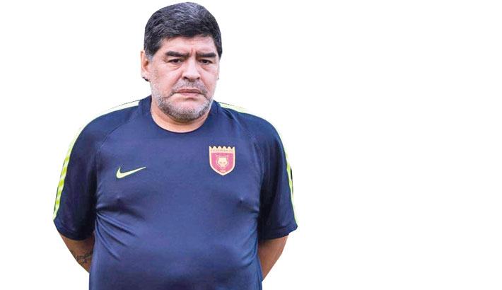 Maradona to coach Argentine Superliga side