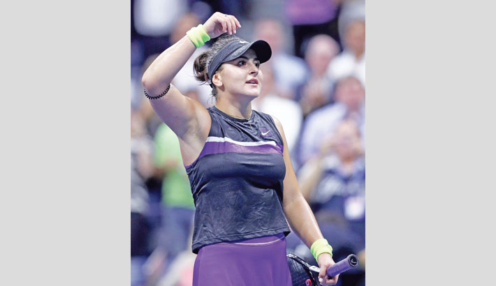 Serena to meet teen Andreescu in US Open final