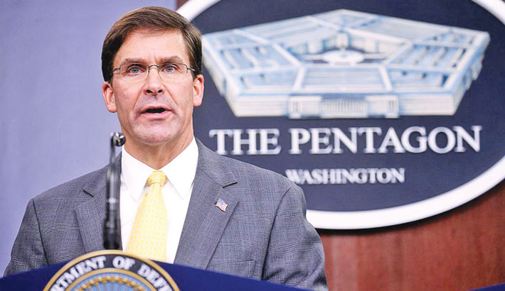 US defence secy calls for greater effort to counter China, Russia