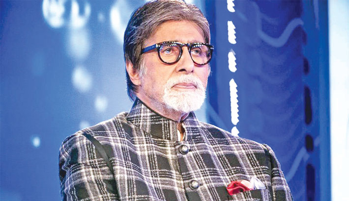 Amitabh reveals only two actors he considers his idols