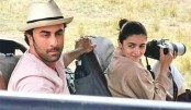 Alia, Ranbir on a vacation  in Kenya?