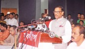 BNP busy lobbying foreigners: Quader