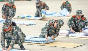 Military education and training session