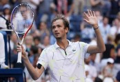 Medvedev advances to first Grand Slam final at US Open