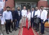 British High Commissioner Visits Momtex Expo
