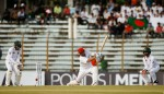 Afghanistan take 374-run lead for 8 at stumps against Tigers