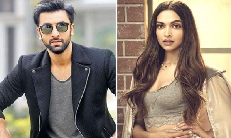 Deepika Padukone reunites with Ranbir Kapoor for a new ad