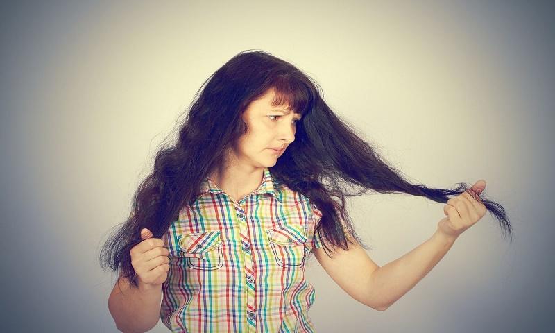 Basic hair care to prevent split ends