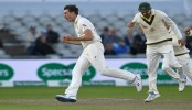 Cummins strikes to leave Australia on verge of keeping Ashes
