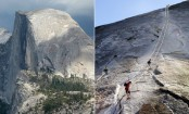 US hiker falls 500 feet from cliff in US National Park