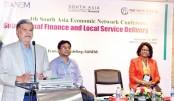 'Govt should focus more on fiscal  decentralisation'