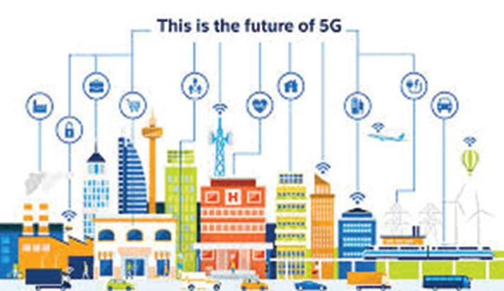 ZTE visualizes 5G networking