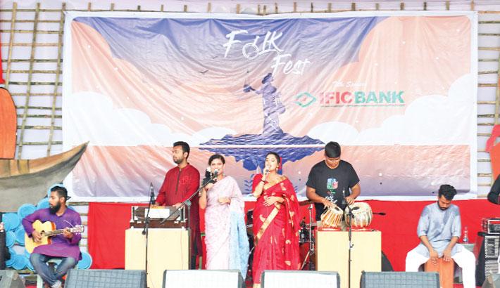2-day folk fest begins at BUP
