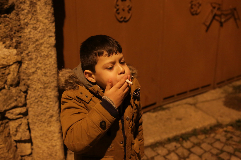 Tobacco possesses greater health risk to children