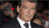 Pierce Brosnan pitching for female Bond