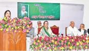 Speaker unveils cover of Badal's book
