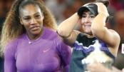 Bianca beats Serena to win US Open