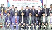 BD Finance holds  foundation  training course