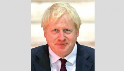 Johnson vows to fight on despite Brexit blows