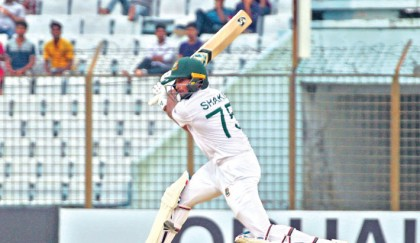 We have to play with big heart, says Shakib