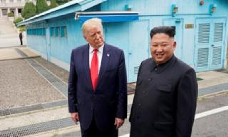 North Korea 'willing to restart' US nuclear talks