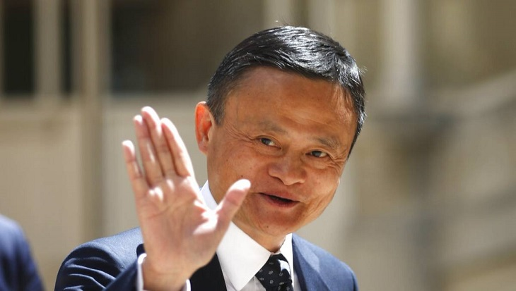 Alibaba's Ma steps down as industry faces uncertainty