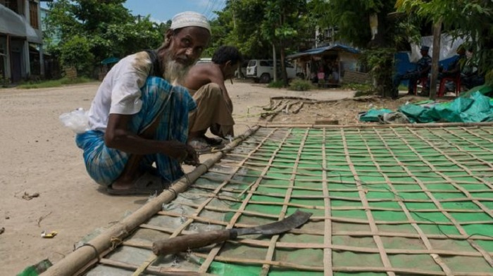 Rohingya villages in Myanmar destroyed for government facilities