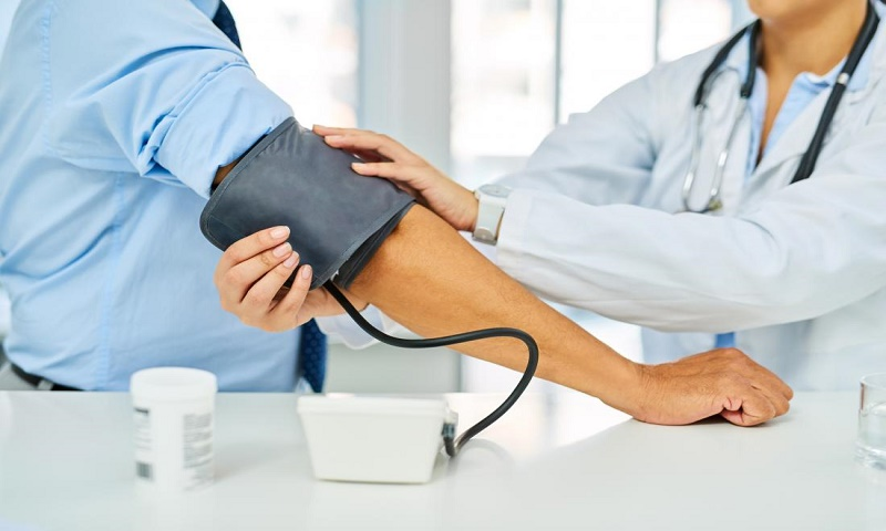 High blood pressure may cause memory loss