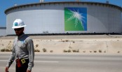 Aramco says ready for two-stage IPO, timing up to govt