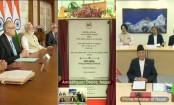 India, Nepal inaugurate cross border oil pipeline