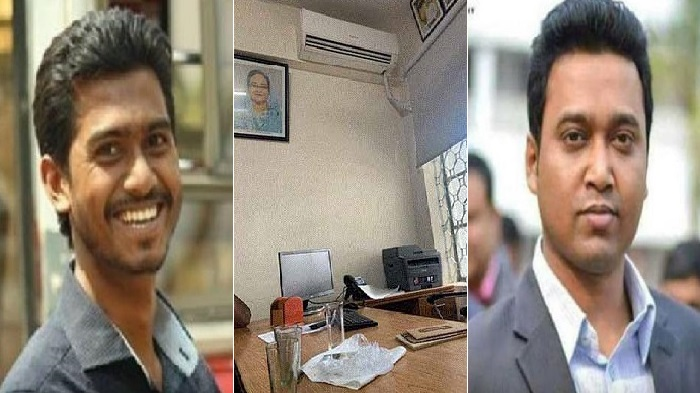 VP Nur slams DUCSU GS Golam Rabbani over AC office room