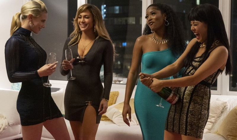 Review: Jennifer Lopez steals the show in 'Hustlers'