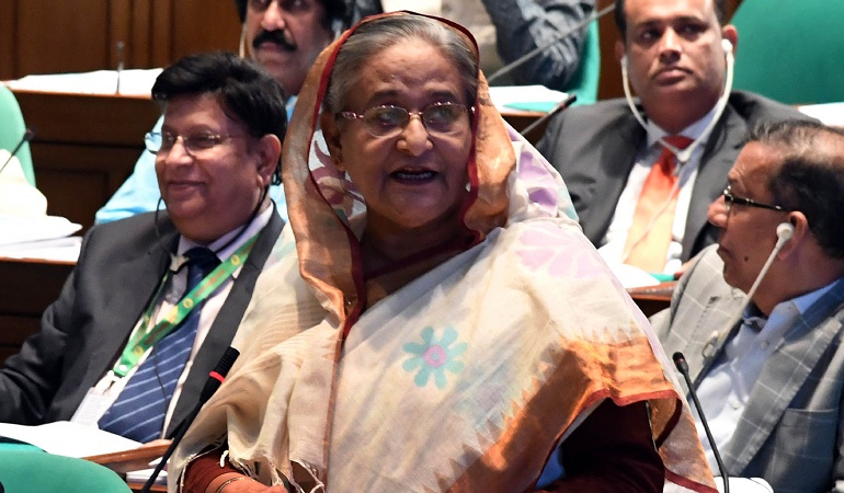 BNP survives as there's no politics of vengeance: PM