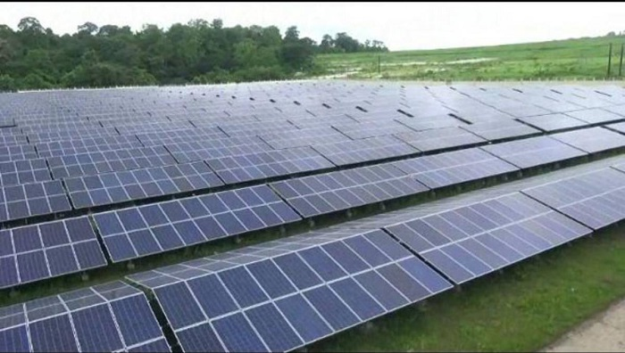 Kaptai solar power plant  inaugurated