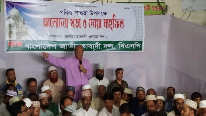 BNP leader Rizvi terms AL a 'company of lies, Quader its ad manager'