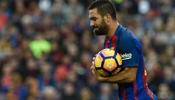 Barcelona star Turan sentenced to jail following nightclub fight