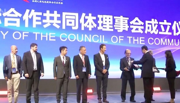 Belt and Road Media Community Summit held in Beijing