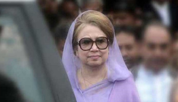 High Court refuses to hear Khaleda's bail petition
