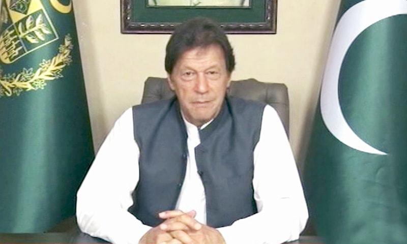 Imran Khan heads to Pakistan- controlled Kashmir for Muzaffarabad rally