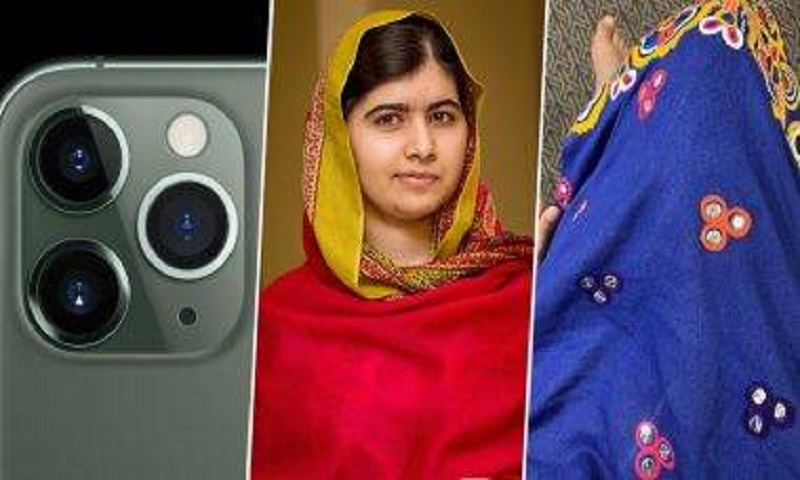 Malala wins the internet with her witty tweet on new iPhone 11 Pro camera design