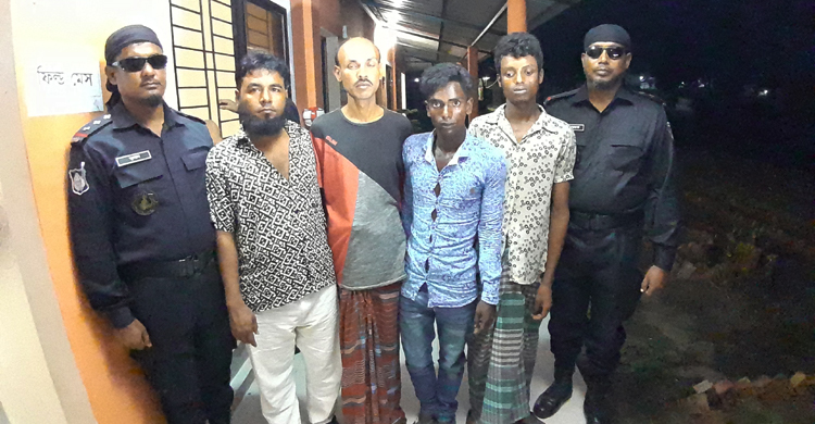 4 agyan party members arrested in Gazipur
