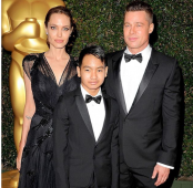 Brad Pitt's son Maddox addresses strained relationship with dad