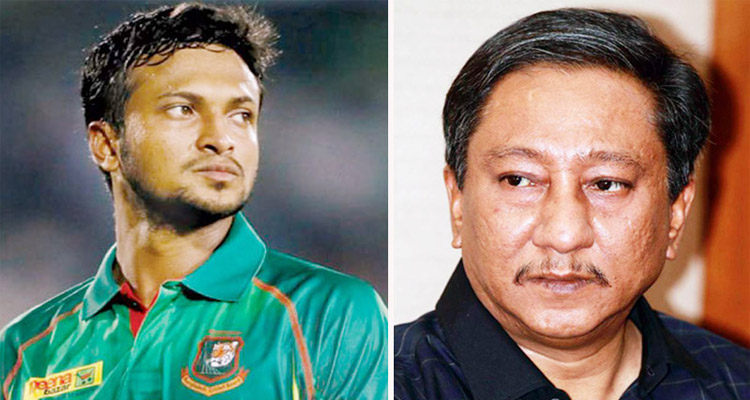 Shakib yet to talk about his captaincy: Papon