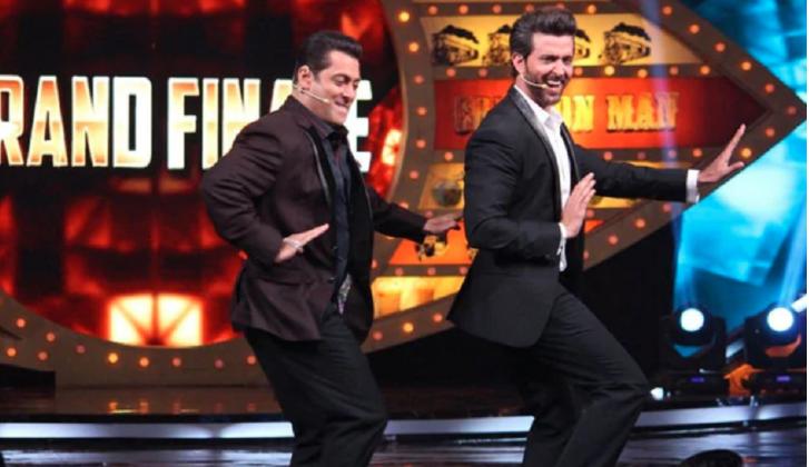 Hrithik Roshan and Salman Khan  trending for more than one reason