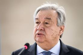 UN chief: W. Bank annexation would violate international law
