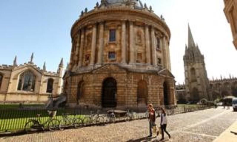 Oxford top of global university rankings