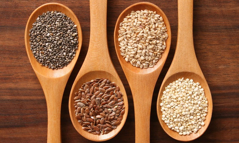 Five powerful seeds that can help prevent cancer